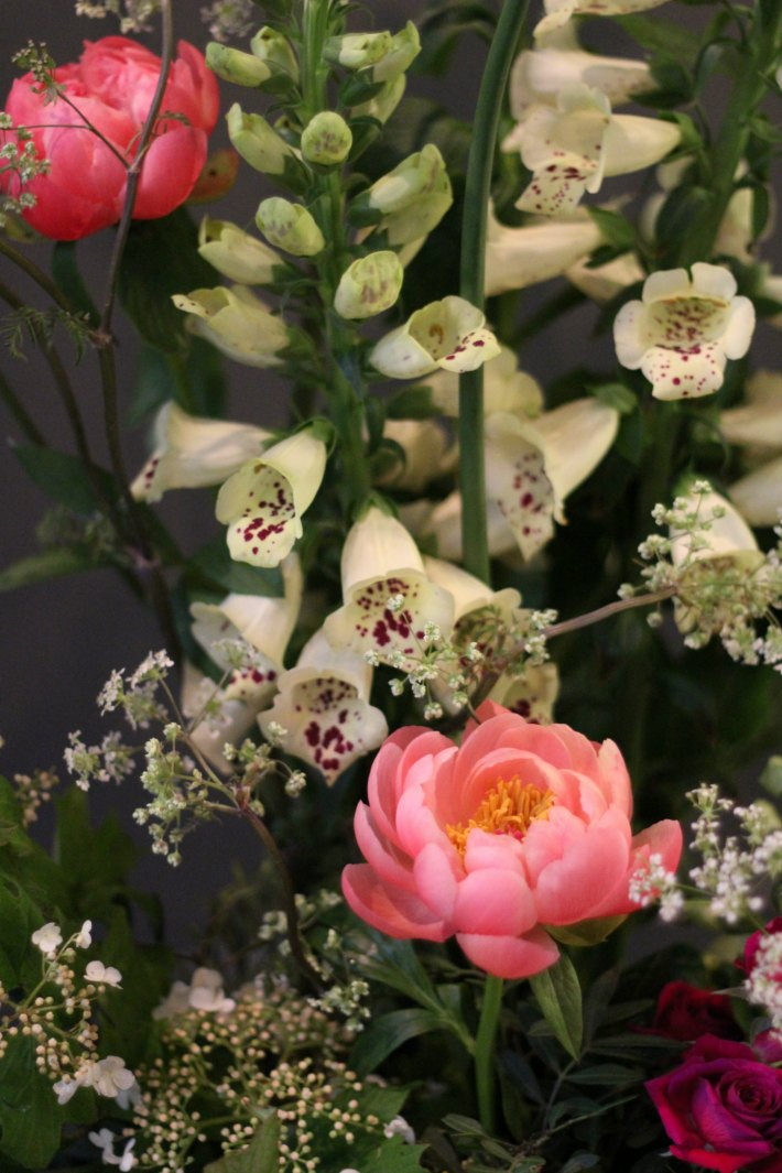 Glamorous Night at the Museum Flower Closeup