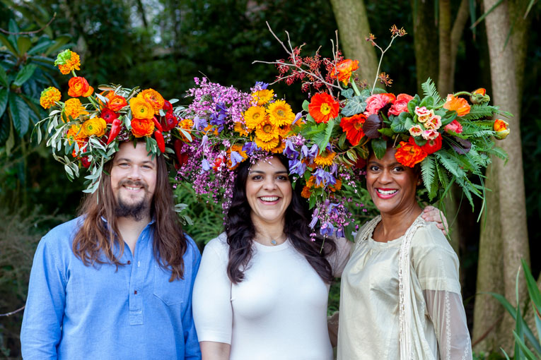 The Ultimate Floral Crowns for the Perfect Garden Party
